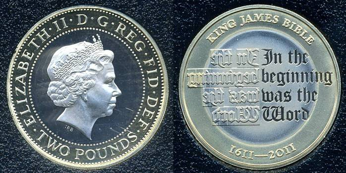 Pictures Of Uk Two Pound Coins