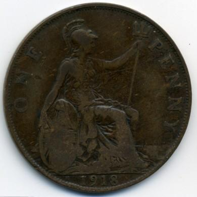 Coins of the UK - The Penny