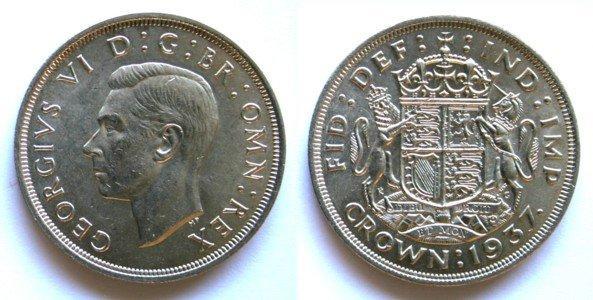 UK Coins of George VI